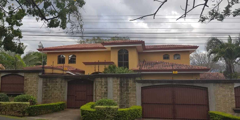 Venta casa San Rafael de Escazú, Guachipelín, Residencial ...