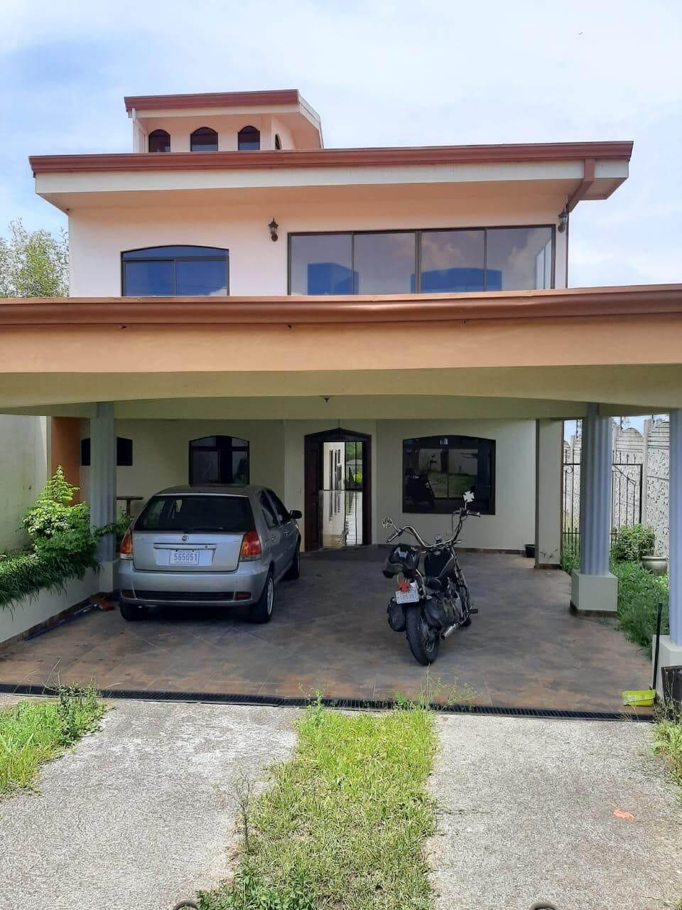 Venta de Casa en Concepción-San Rafael de Heredia.