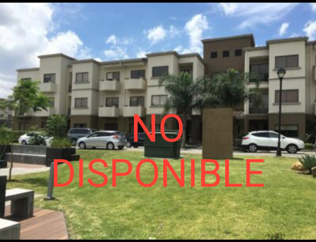 Se Alquila apartamento en pozos de Santa Ana, Condominio Montesol