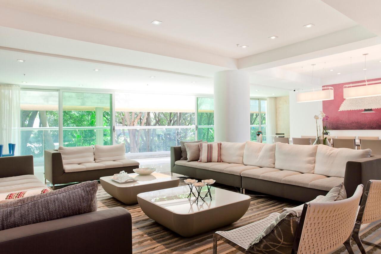 Alquiler Apartamento en Residencial Central Park ubicado en Trejos Montealegre, Escazú
