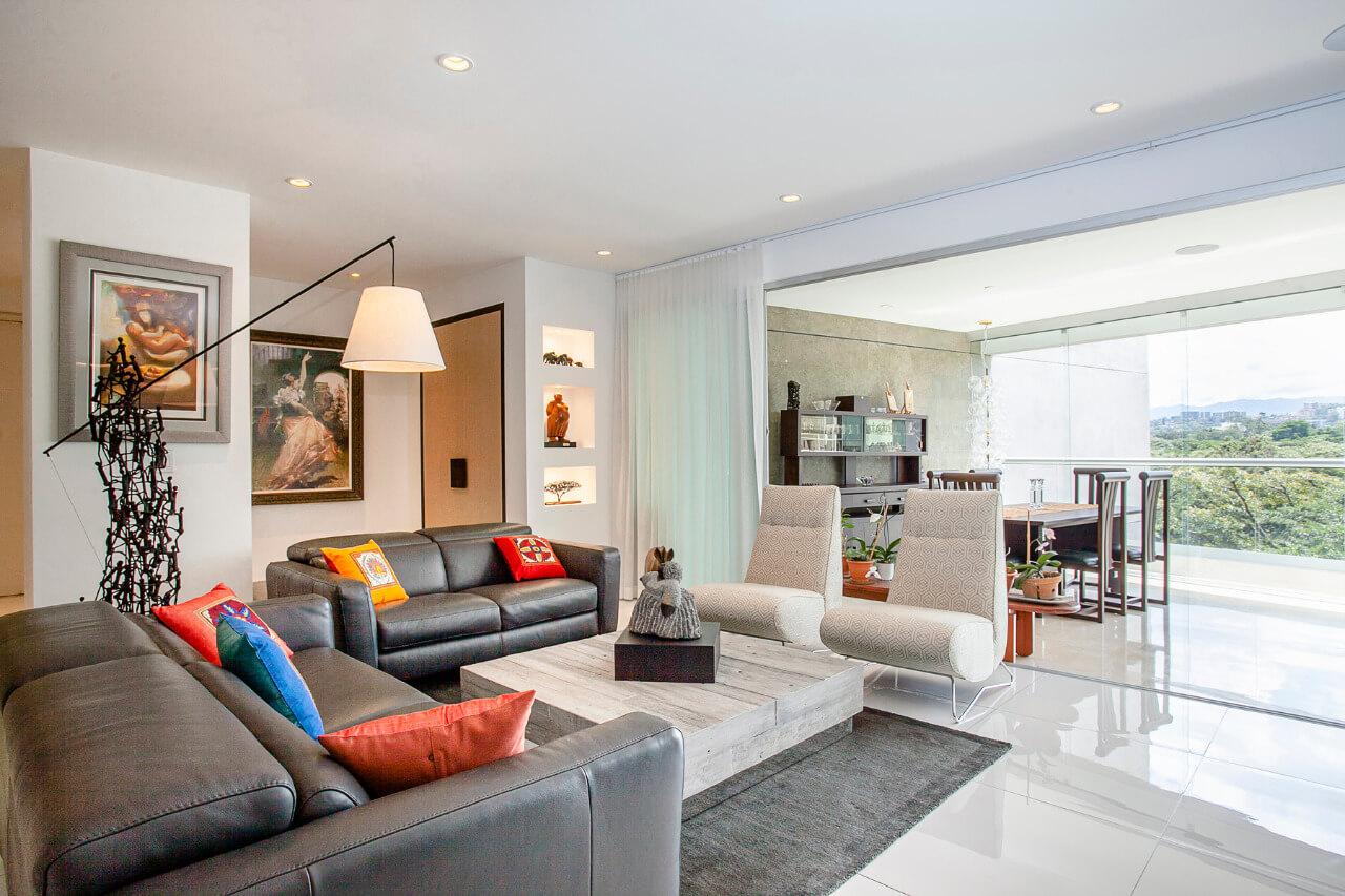 Venta Apartamento en Residencial Central Park ubicado en Trejos Montealegre, Escazú