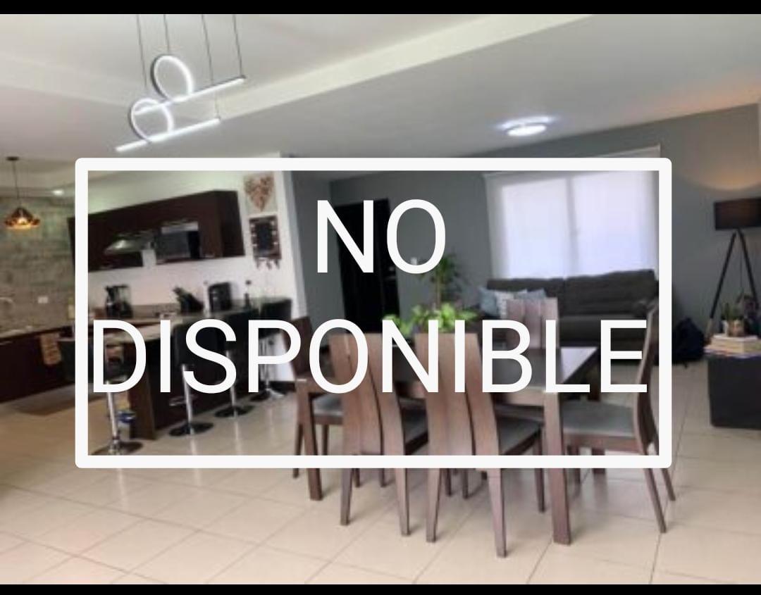 Alquiler de casa en Condominio Guachipelín de Escazú