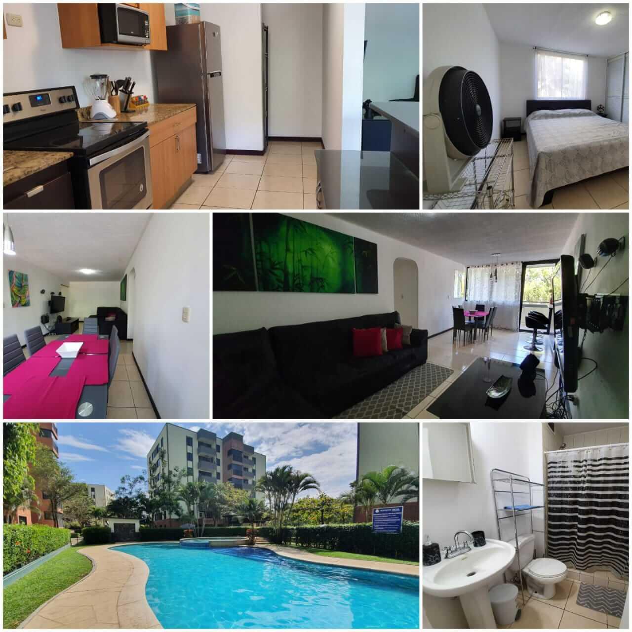 Se Alquila Apartamento en CONCASA, Alajuela