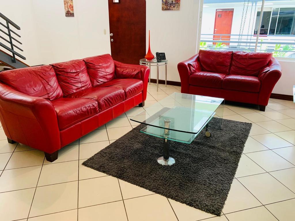 Alquiler de apartamento  Condominio en Trejos Montealegre, Escazú