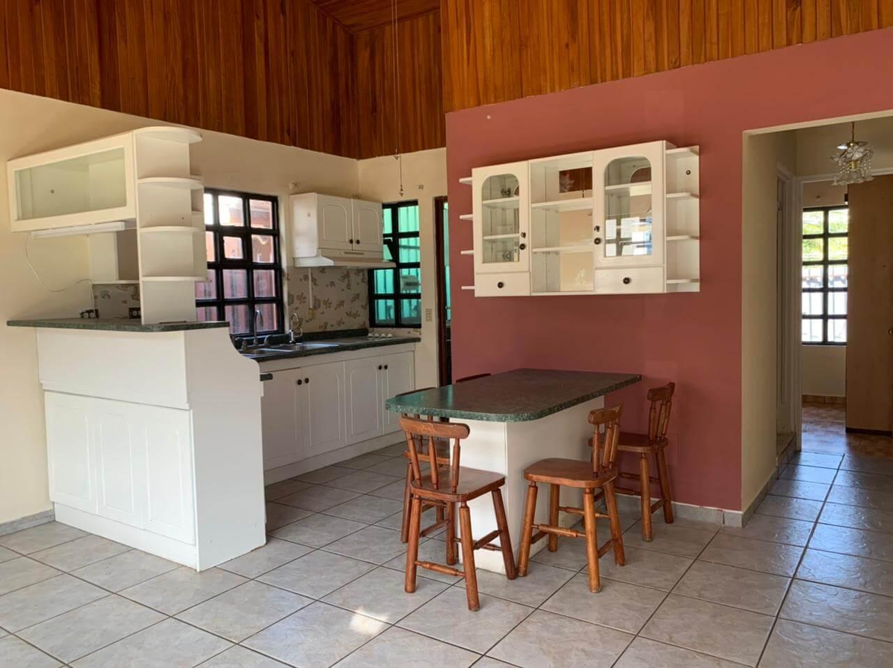 Alquiler de Casa Independiente en Escazú