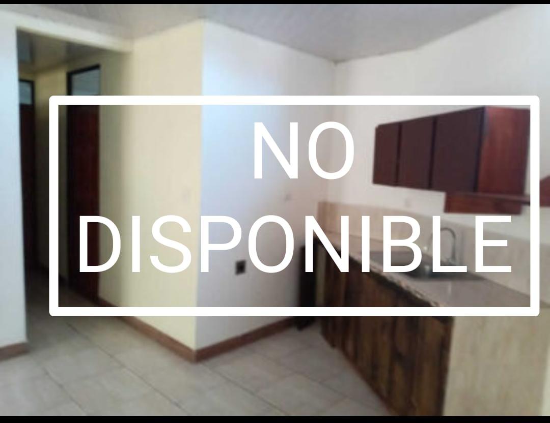 Alquiler Apartamento en Salitral de Santa Ana.