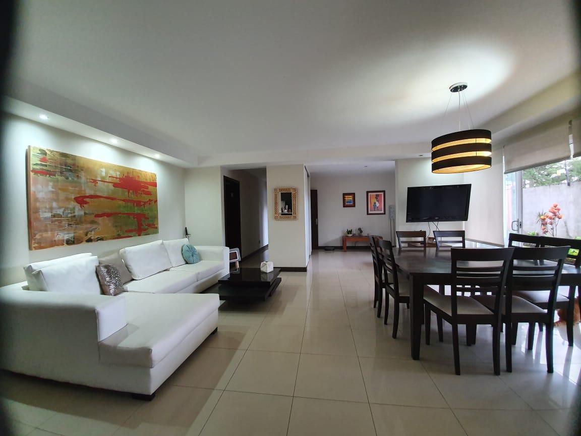 Alquiler de Apartamento en Condominio, San Antonio de Escazu